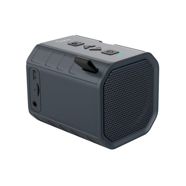 Maxton erebus negro altavoz inalámbrico 5w bluetooth micrófono integrado