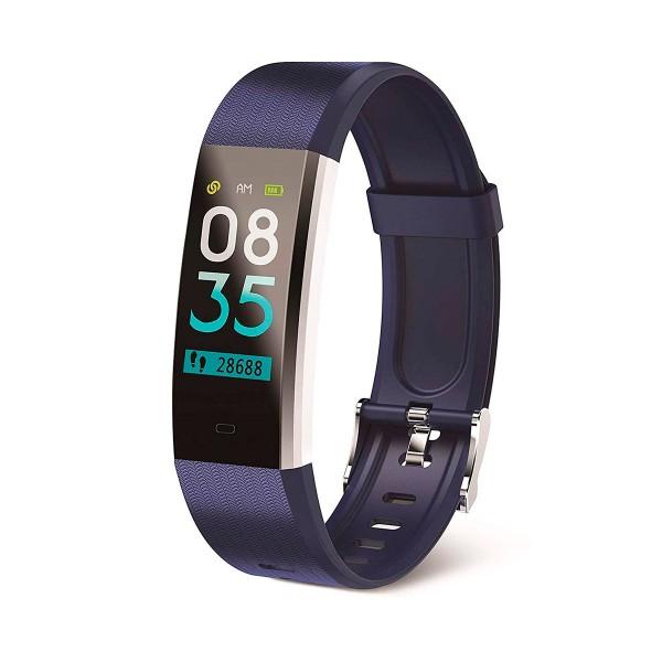 Muvit miosmb011 tensio lite azul pulsera inteligente monitorizadora de actividad con pulsómetro