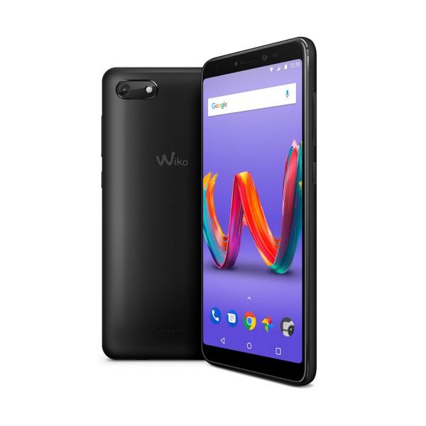 Wiko harry2 antracita móvil 4g dual sim 5.45'' ips hd+/4core/16gb/2gb ram/13mp/5mp