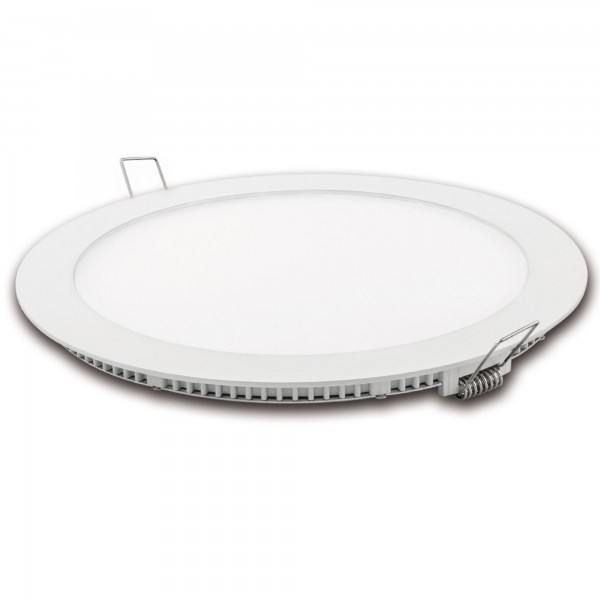Downlight led corte 185mm.blanco 18w.fri