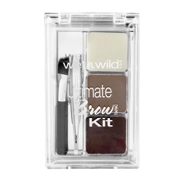Wetn wild ultimate brow kit ash brown