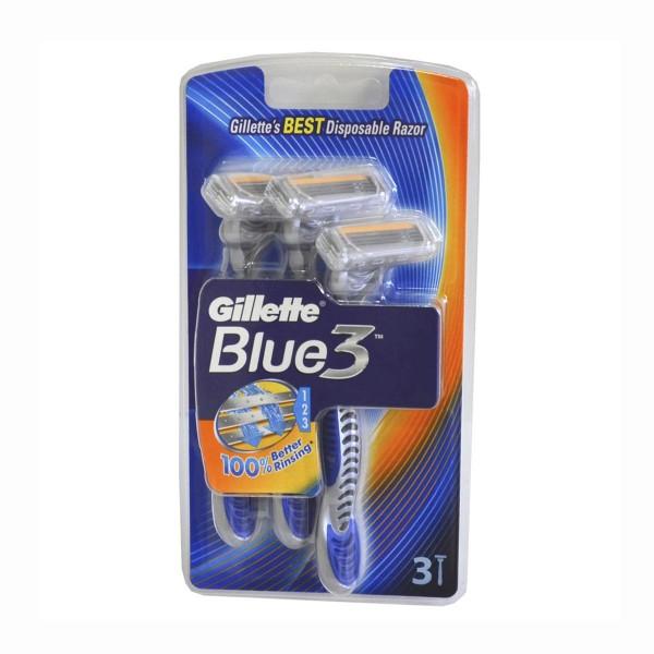Gillette blue 3 maquinilla 3un