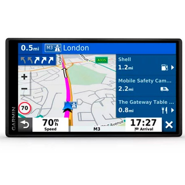 Garmin drivesmart 65 full eu mt-s gps con mapas preinstalados de europa pantalla de 6.95''