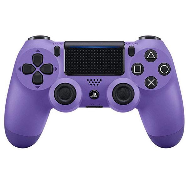 Sony dualshock 4 version 2 púrpura eléctrico mando inalámbrico para ps4