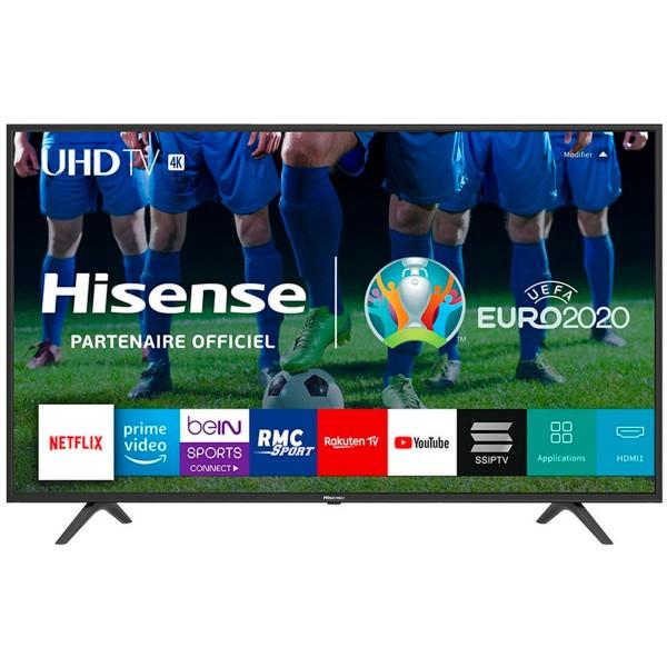 Hisense h50b7100 televisor 50'' lcd direct led uhd 4k 1500hz smart tv wifi ci+ hdmi usb reproductor multimedia