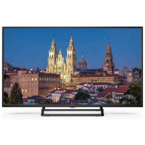 Td systems k40dlx10f televisor 39.5'' lcd direct led fullhd hdmi usb ci+ dolby digital plus