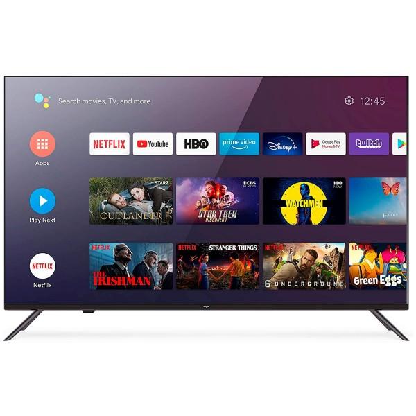 Engel 43le4390atv televisor 43'' led 4k hdr hdmi rca usb ethernet óptico av ci+ auriculares con google assistant